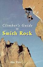 Climber's guide to Smith Rock