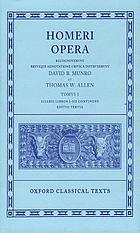 Homeri OperaHomeri opera