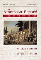 The American record : images of the nation's past