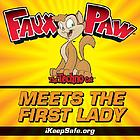 Faux Paw meets the First Lady : keeping children safe online