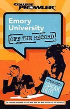 Emory University : Atlanta, GA