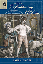Fashioning celebrity : eighteenth-century British actresses and strategies for image making