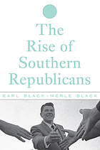 The rise of Southern Republicans