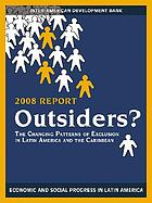 Outsiders? the changing patterns of exclusion in Latin America and the Caribbean