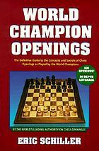 World champion openings
