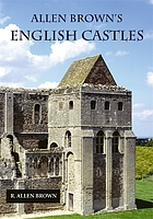 Allen Brown's English castles