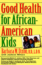 Good health for African-American kids