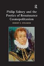 Philip Sidney and the poetics of Renaissance cosmopolitanism