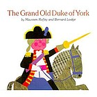 The grand old Duke of York