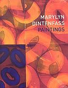 Marylyn Dintenfass : paintings