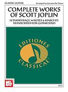 The complete works of Scott Joplin : in two volumes