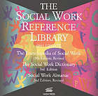 The social work reference library