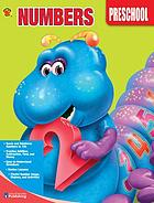 Brighter child book of numbers, preschool