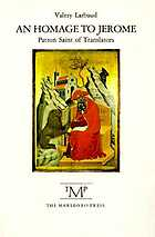 An homage to Jerome : patron saint of translators