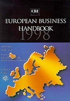 CBI European business handbook