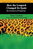 How the leopard changed its spots : the evolution of complextiy