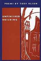 Unfinished building : poems