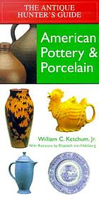 Pottery & porcelain