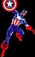 Captain America : liberty's torch
