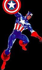 Captain America : liberty's torch