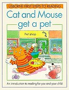 Cat and mouse get a pet