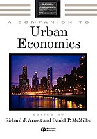 A companion to urban economics