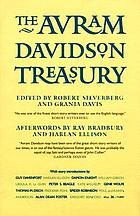 The Avram Davidson treasury : a tribute collection