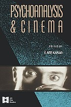 Psychoanalysis & cinema