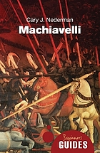 Machiavelli : a beginner's guide