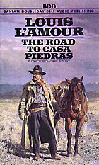 The road to Casa Piedras