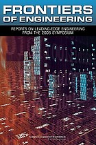 Frontiers of engineering : reports on leading-edge engineering from the 2007 symposium