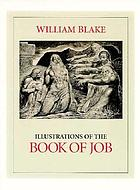William Blake : illustrations of the Book of Job