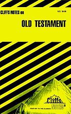 The Old Testament : notes