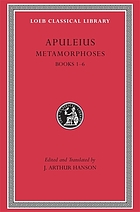 MetamorphosesThe golden ass : being the Metamorphoses of Lucius Apuleius