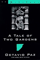 A tale of two gardens : poems from India, 1952-1995