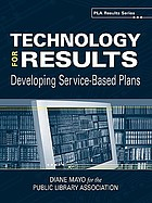 Technology for results : developing service-based plans