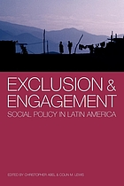 Exclusion and engagement : social policy in Latin America