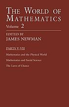 The world of mathematics, Volume 2