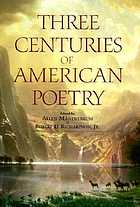 Three centuries of American poetry, 1620-1923