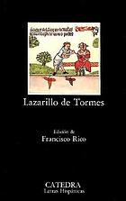 The life and adventures of Lazarillo de Tormes