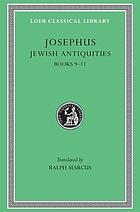 Jewish antiquities, books IX - XIJewish antiquities