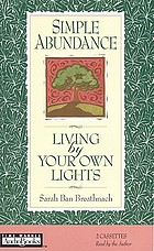 Simple abundance living by your own lights