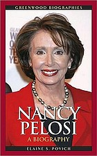 Nancy Pelosi : a biography