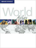 Rand McNally world atlas