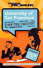 University of San Francisco : San Francisco, California