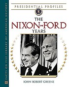 The Nixon-Ford years