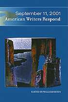 September 11, 2001 : American writers respond