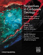 Perspectives in carbonate geology : a tribute to the career of Robert Nathan Ginsburg