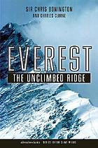 Everest, the unclimbed ridge