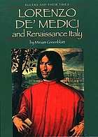 Lorenzo de' Medici and Renaissance Italy